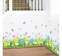 Декоративная интерьерная наклейка на стену, мебель для дома и кафе, детского сада  (537922)