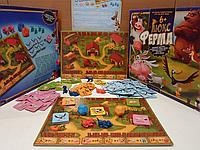Настольная развлекательная игра   «Ферма Люкс»