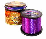 Леска Carp Expert UV Purple 1000 м 0.25 мм 8.9 кг (30121825), фото 2