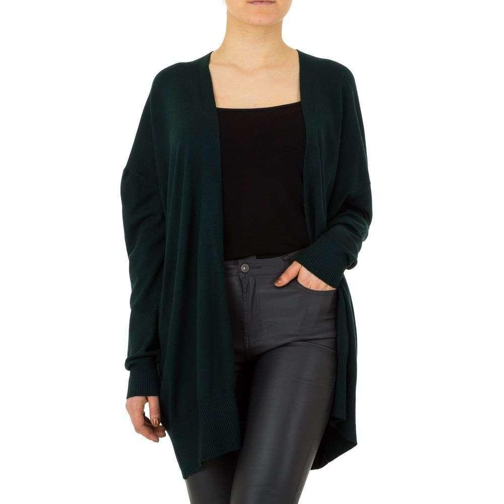 Женский свитер от Voyelles, размер One Size - petrol - KL-MX509-petrol