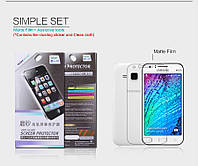Защитная пленка Nillkin для Samsung Galaxy J1 Duos SM-J100