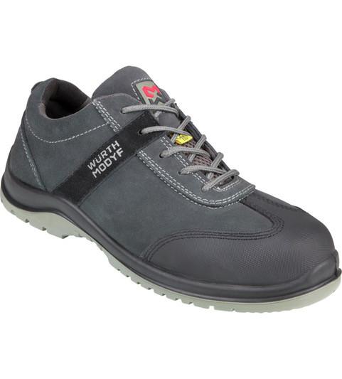 Ботинок Leo grey S1P ESD SRC Wurth