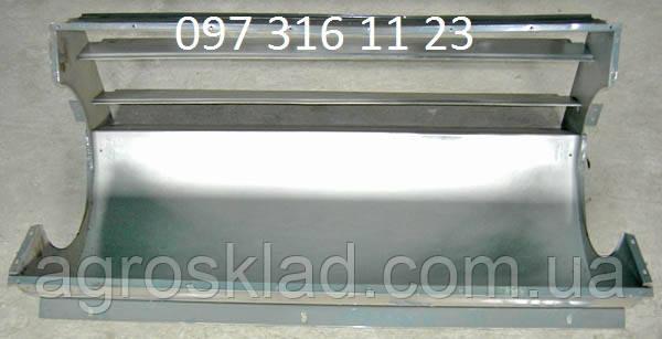 Кожух вентилятора комбайна ДОН-1500А (верхний)