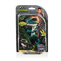 Fingerlings Raptor Dinosaur WowWee Интерактивный динозавр Раптор на палец