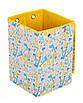 Ящик для хранения игрушек, 30 * 30 * 45 см, (хлопок), Жирафы (с крышкой), фото 2