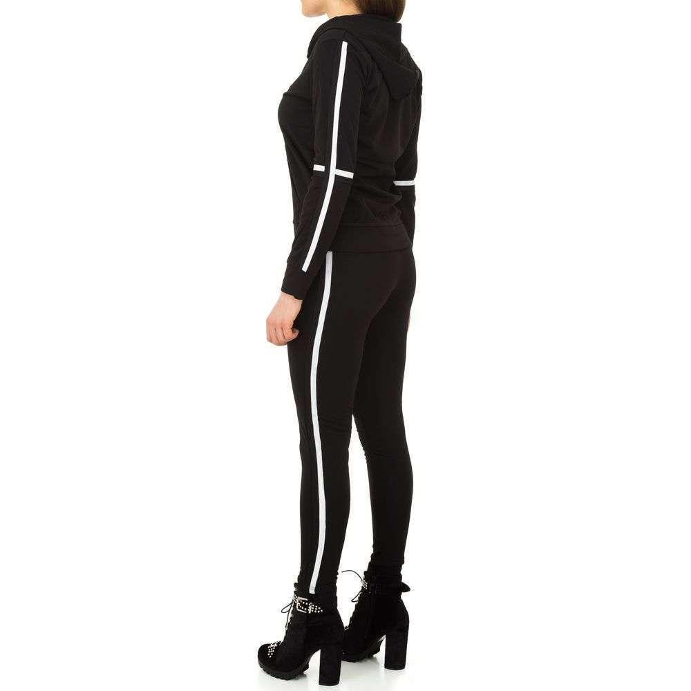 Женский костюм Holala - black - KL-BFSET-561-черный