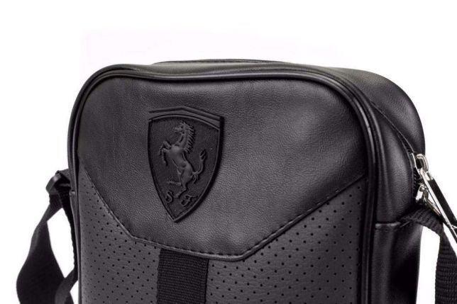 38beb85eddc2 Стильная сумка через плечо, барсетка Puma Ferrari, пума ферари ...