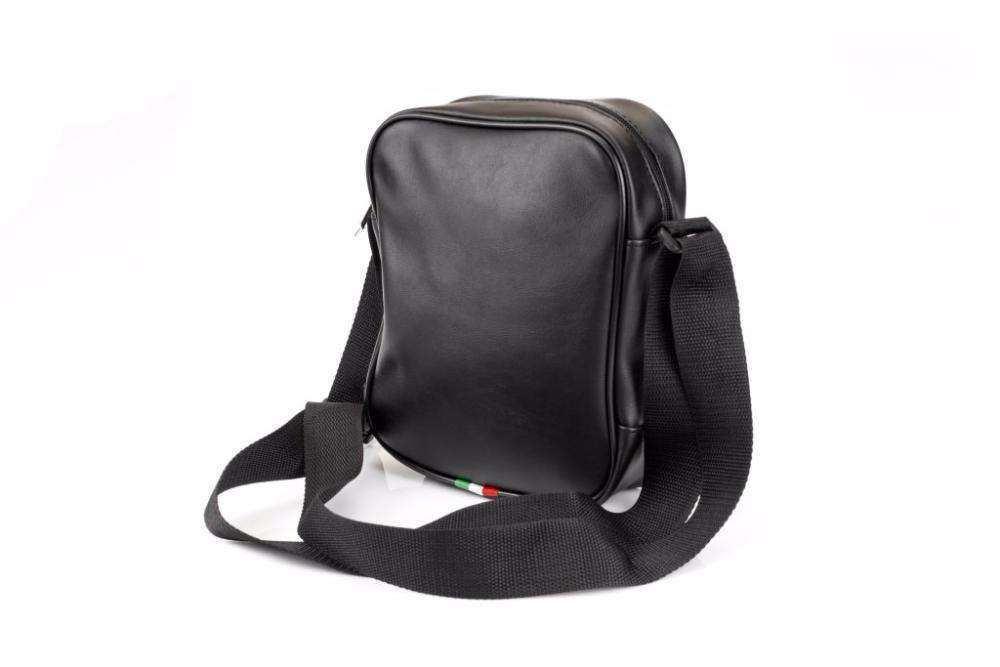 4a7b47043a2b Черная, фото 4 Стильная сумка через плечо, барсетка Puma Ferrari, пума  ферари.