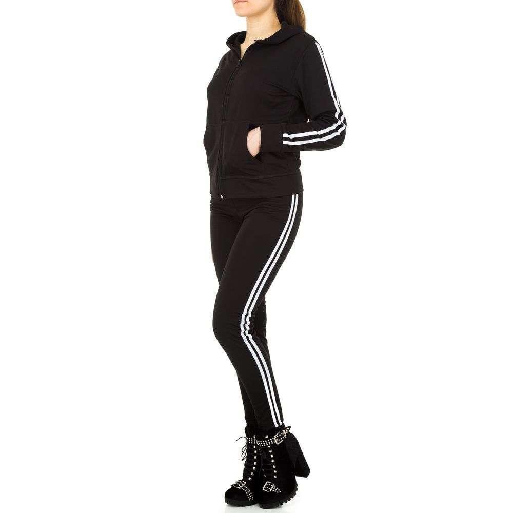 Женский костюм Holala - black - KL-BFSET-563-black