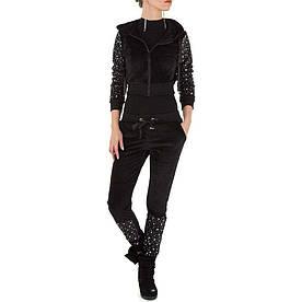 Женский костюм - черный - KL-WJ-8190-black