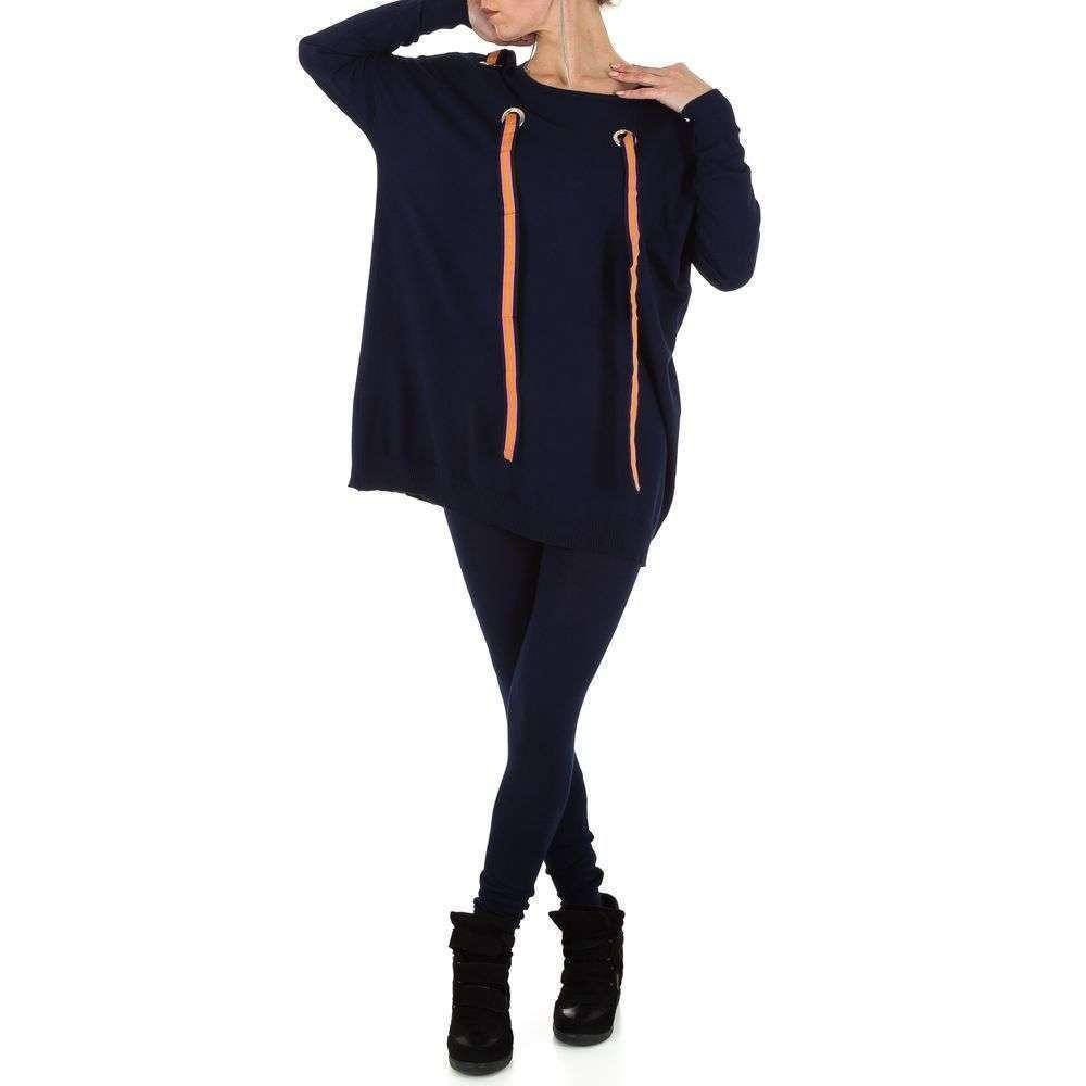 Женский костюм Emmash Paris (Франция), Темно-синий