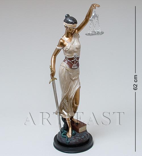 Статуэтка Фемида-богиня правосудия