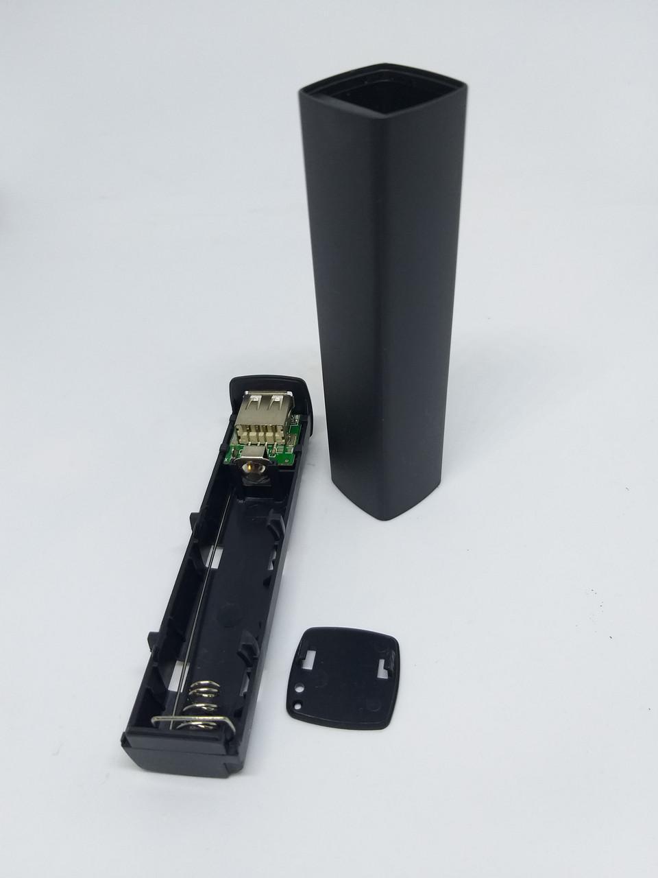 Корпус power bank. 5 В 1.0A бокс на 1X18650 светодиодный индикатор Внешнее Зарядное Устройство