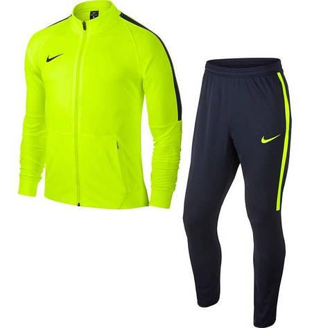 Костюми чоловічі TEAM-каталог Тренировочный костюм Nike Dry Squad 17 832325-702(05-04-09-03) XXL, фото 2