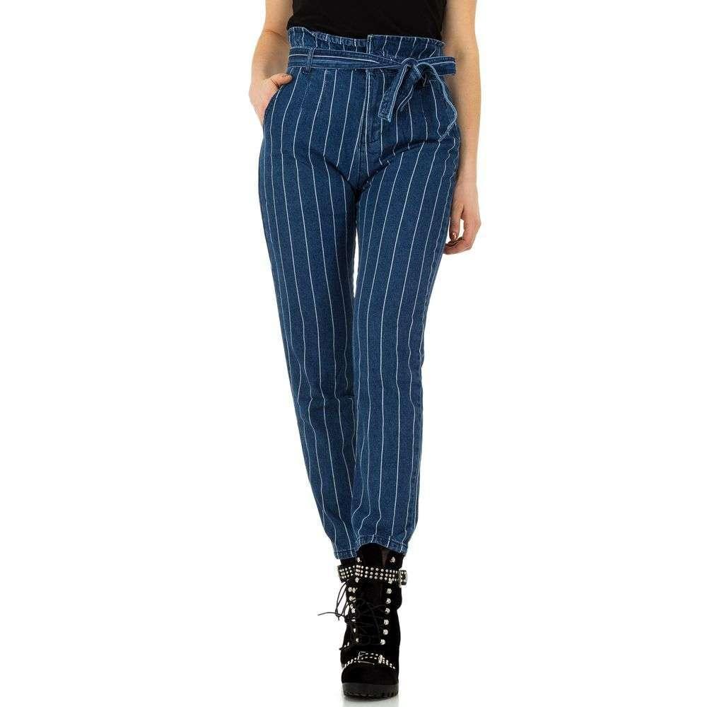 Женские джинсы от Laulia - синий - KL-J-3D393-синий