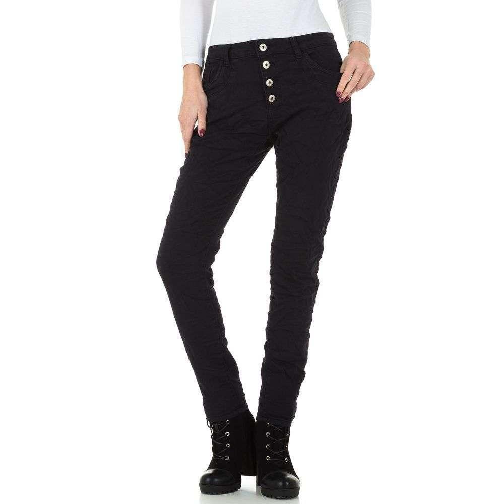 Женские джинсы от Mozzaar - black - KL-J-GS002-black