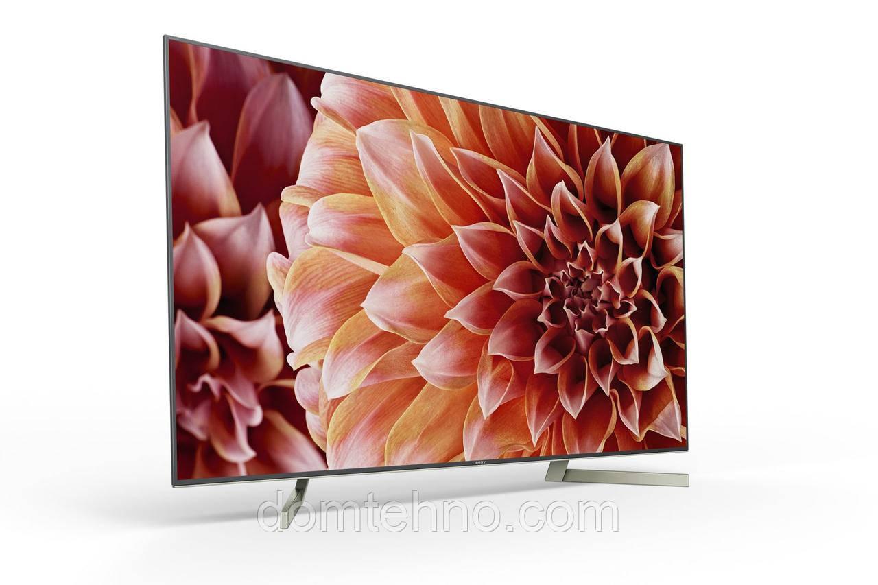 Телевизор sony KD-55XF9005 (mxr1000, ultrahd4k, smart, 4k hdr processor x1 extreme 4k, triluminos, dolby 20вт)