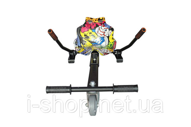 Ховеркарт для гироборда UFT H1 graffiti, фото 2