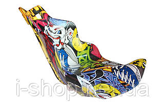 Ховеркарт для гироборда UFT H1 graffiti, фото 3