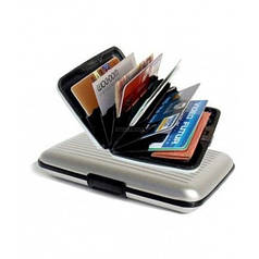 Визитница кошелек Aluma Wallet