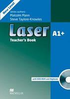 Laser (3rd Edition) A1+ Teacher's Book + Test CD