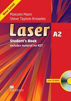 Laser (3rd Edition) A2 Student's Book + CD ROM, фото 1