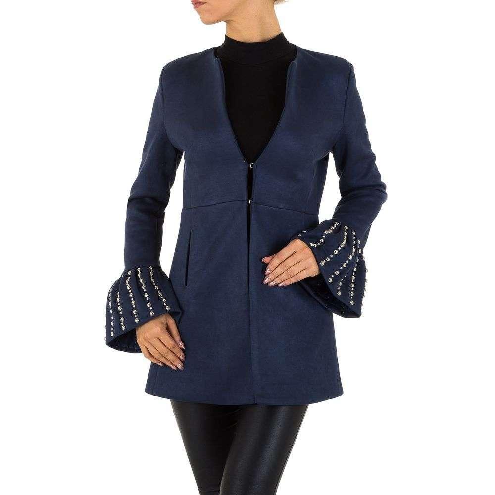 Женская куртка от Emmash Paris - D. blue - KL-МУ-1016-D. blue