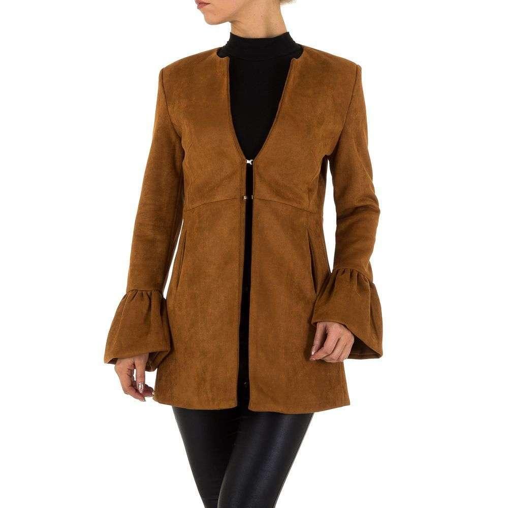 Женская куртка от Emmash Paris - lighttan - KL-МУ-1015-lighttan