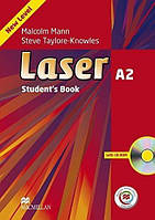 Laser (3rd Edition) A2 Student's Book + CD Rom + MPO