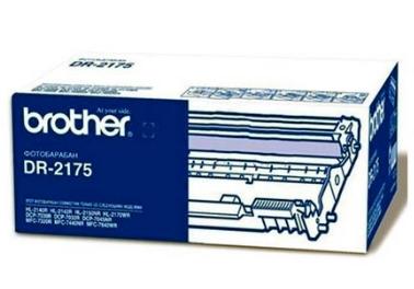 Драм-картридж Brother DR-2175 купить можно у нас. Подходит к таким принтерам и МФУ: (DCP7045NR/DCP7030R/DCP7032R/MFC7440NR/MFC7840WR/MFC7320R/HL2142R/HL2170W)
