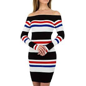 Женское платье от Voyelles, размер One Size - blue - KL-C678-синий