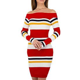 Женское платье от Voyelles, размер One Size - red - KL-C678-red