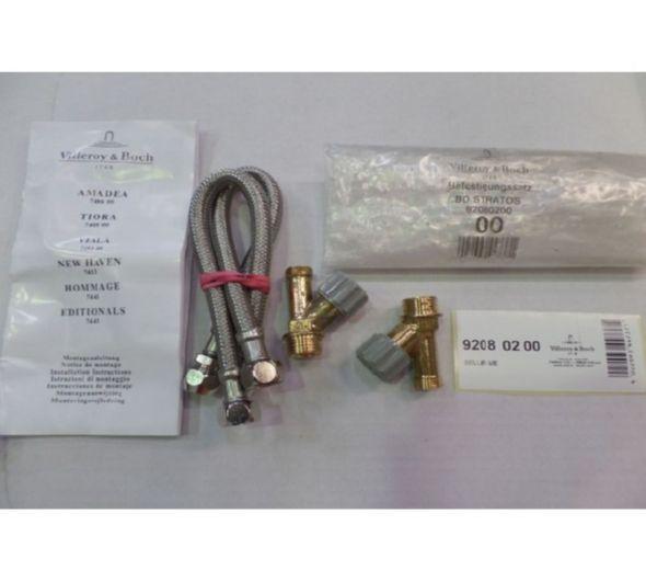 Комплект подводки для подвесного биде Villeroy&Boch 9208 02 00