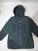 Женская куртка  Батал  весна-осень  размеры 56-58