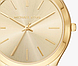 Часы Michael Kors Slim Runway Gold-Tone MK2743, фото 4