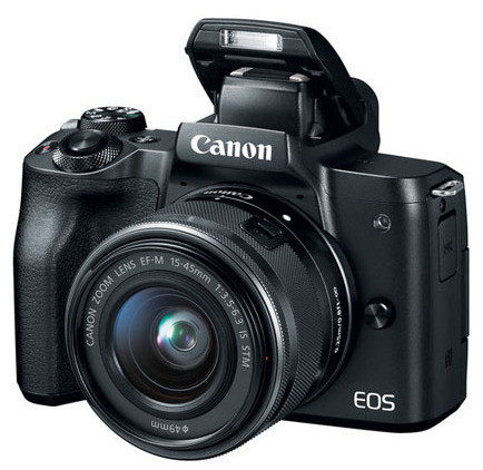 Фотоапарат Canon EOS M50 EF-M + 15-45mm f/3.5-6.3 IS STM (Black)