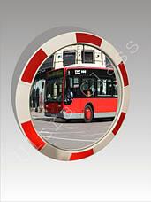 Зеркала безопасности дорожные сферические