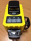 3D Muli 🔹 12 линий 360 градусов ❌ КРАСНЫЙ ЛУЧ ➜ до 50м 🔴 лазерный уровень нивелир + БАТАРЕЯ 2000mAh, фото 7