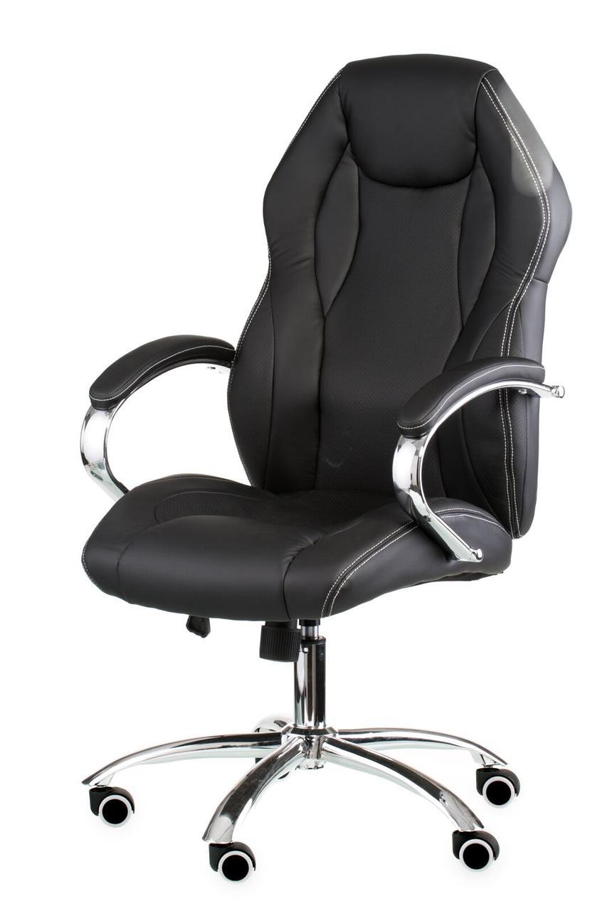 Компьютерное кресло Cross black, TM Special4You