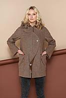 Модное пальто женское в 2х цветах М-903 размеры 42-50, фото 1