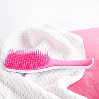 Универсальная расчёска Tangle Teezer The Wet Detangler Popping Pink