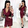 Женское платье стильное (мод. 1201)