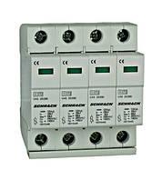 Разрядники защиты от перенапряжения модульные, класс C