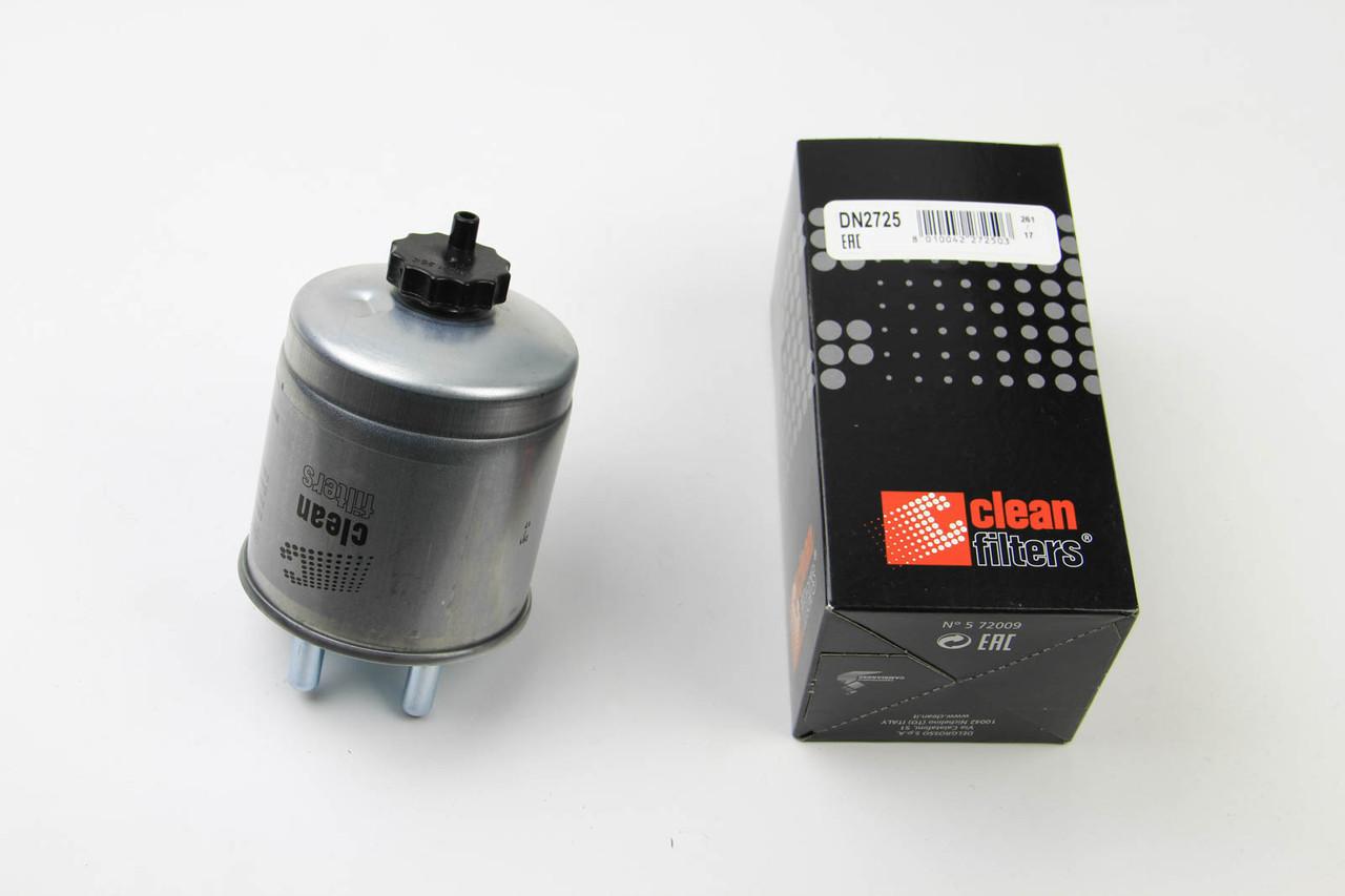 Фильтр топливный Renault Kangoo 1.5dCi 2008- (+датч.воды верхн.)