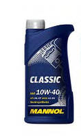Моторное масло Mannol Classic 10W40 1L