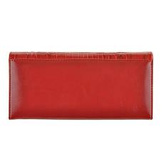 Гаманець жіночий TAILIAN червоний 190х90х30 застібка кнопка м Т8806-008кр, фото 3