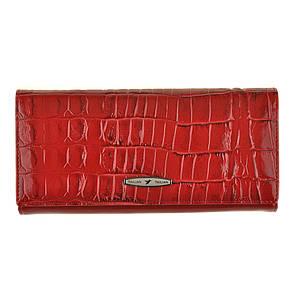 Кошелёк женский TAILIAN красный 190х90х30 застёжка кнопка м Т8806-008кр, фото 2