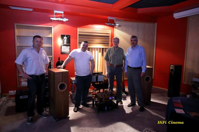 Trident Sound & Music Hall 27.04.2018 (Noga Konstantin, Kovalyov Alex, Zarembovsky Julian, Ulianov Vladimir)