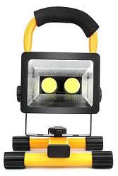 Фонарь переносной прожектор Bailong W902-COB
