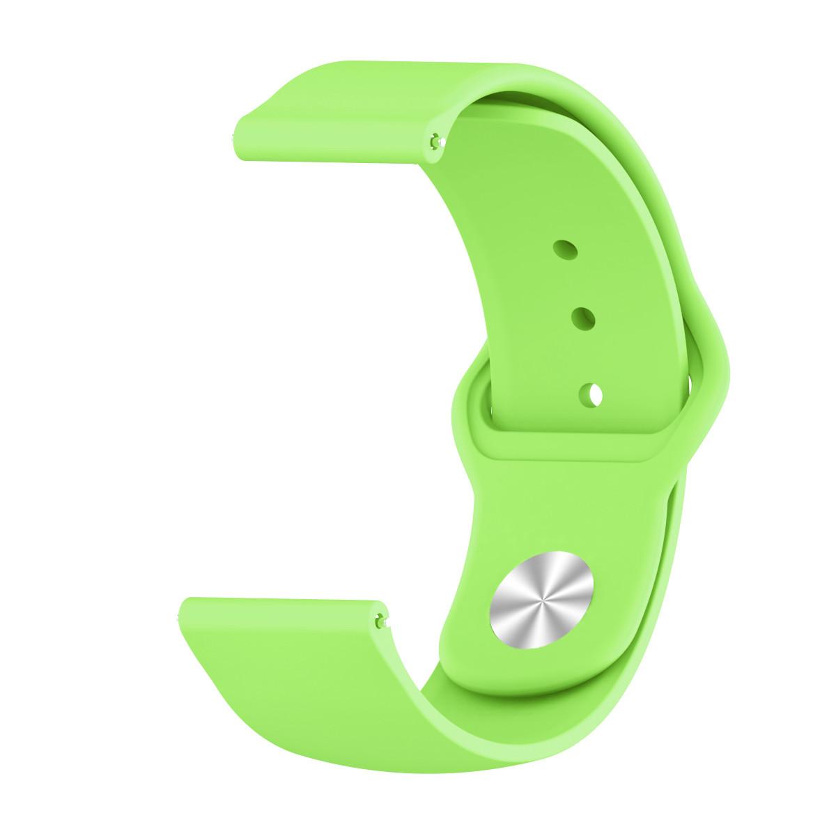 Ремешок Sport Nike Youth для Xiaomi AMAZFIT Pace / Stratos / 22 мм Green (Зеленый)